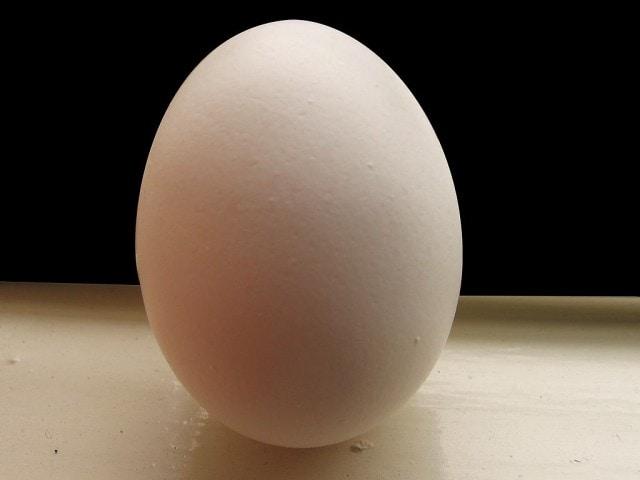 La clara de huevo