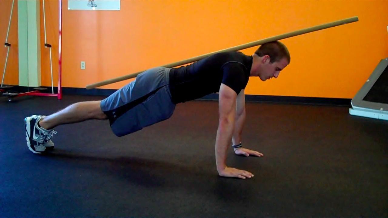 Reto de las 100 flexiones: Semana 6