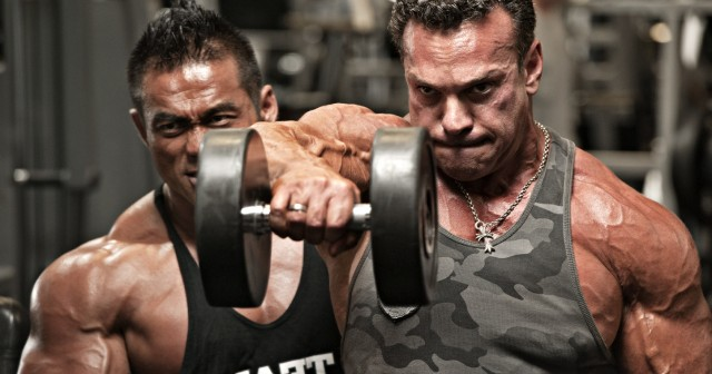 Repeticiones para ganar músculo