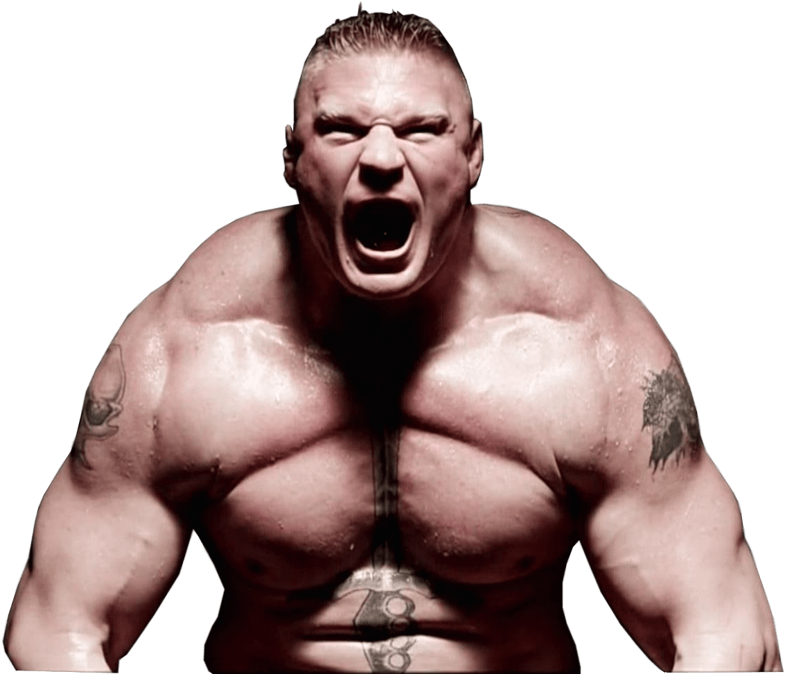 Entrenamiento de Brock Lesnar