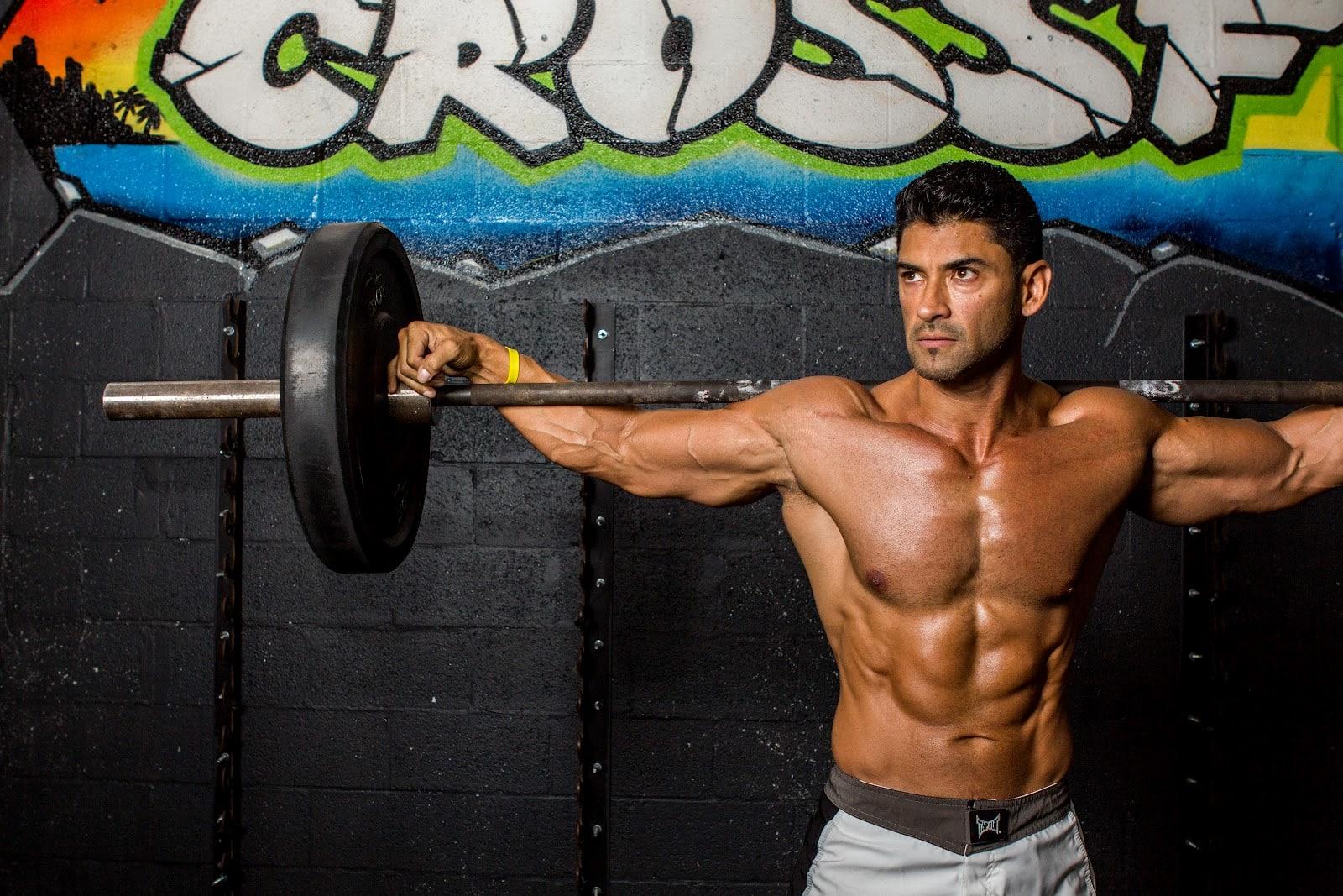 para ganar masa muscular