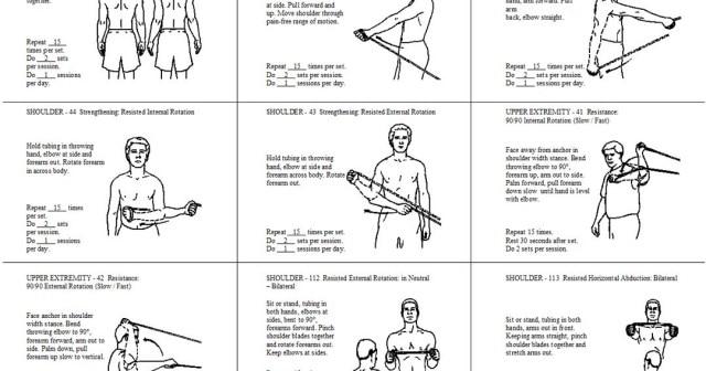 ejercicios hombros
