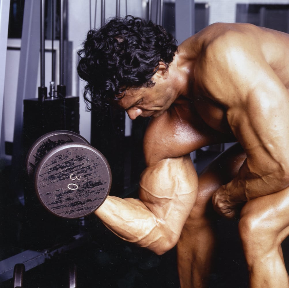 5 ejercicios para brazos con pesas ejercicios en casa