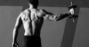 ganar masa muscular rápido