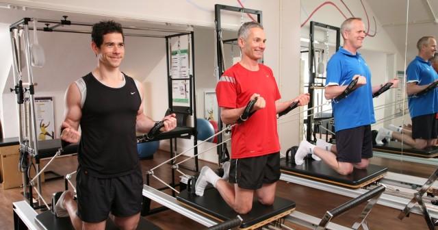 Pilates para hombres
