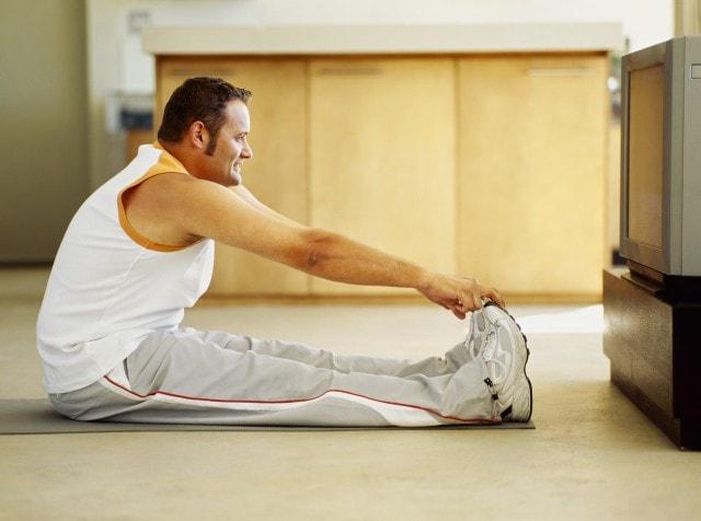 vídeos de gimnasia en casa