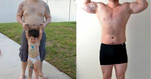 perder peso y ganar fuerza