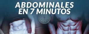 Rutina abdominal en 7 minutos