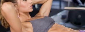 Define tus abdominales con 5 minutos de entrenamiento abdominal