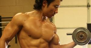 ejercicios para ganar musculo