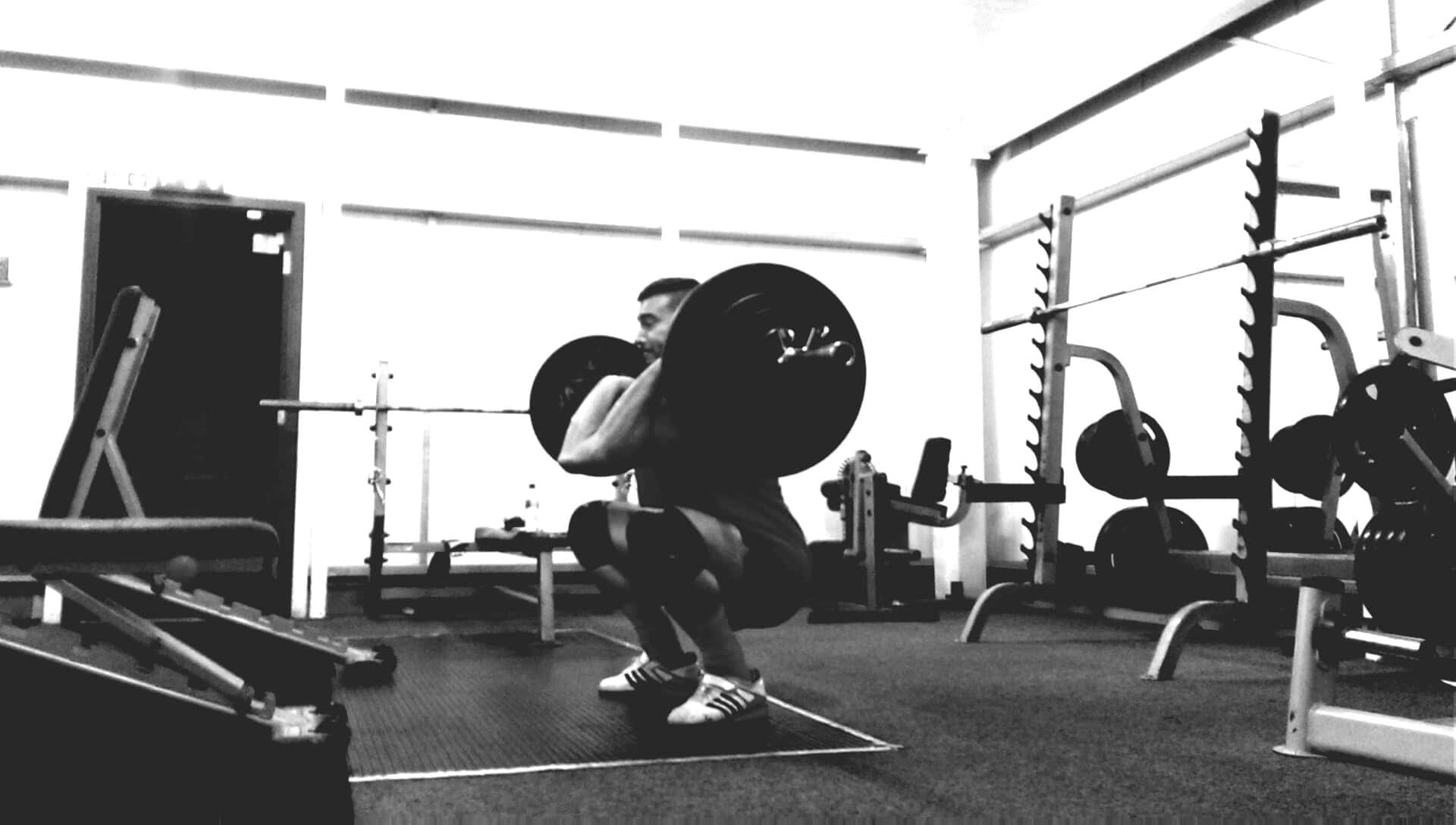 entrenamiento 5x5