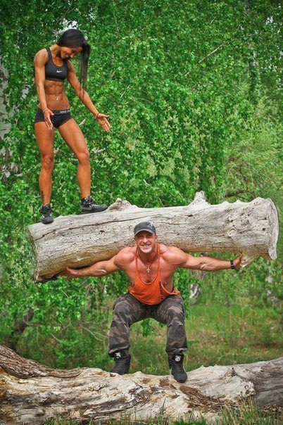 ganar fuerza muscular