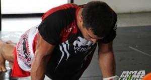Flexiones de Muay Thai