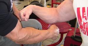 Ejercicios para los antebrazos