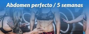 Reto para abdominales perfectos en 5 semanas