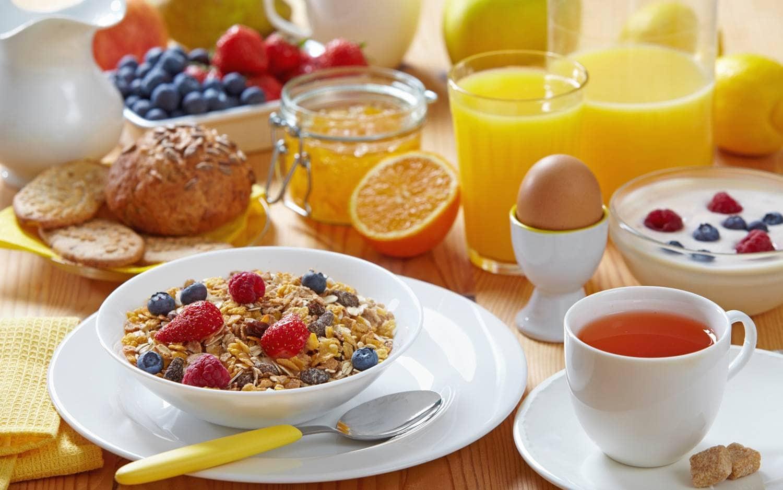 Recetas Para Desayunos Y Almuerzos Saludables Ejercicios