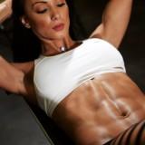 Rutina de entrenamiento metabólico para definir abdominales