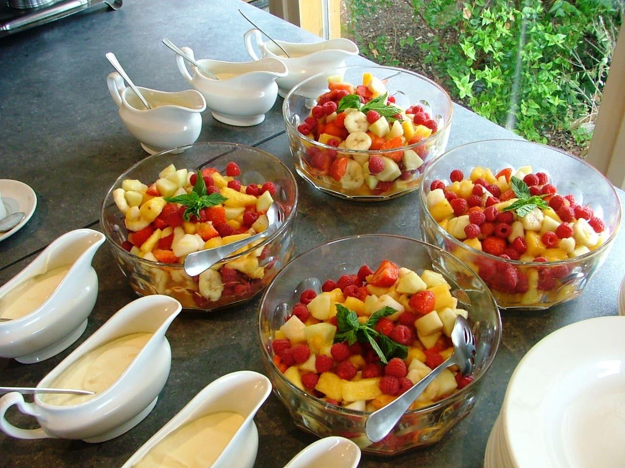 Desayunos saludables 3 postres proteicos ejercicios en casa - Desayunos en casa ...