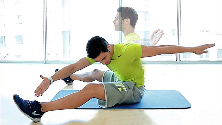Ejercicios para espalda en casa ejercicios en casa - Barras de ejercicio para casa ...