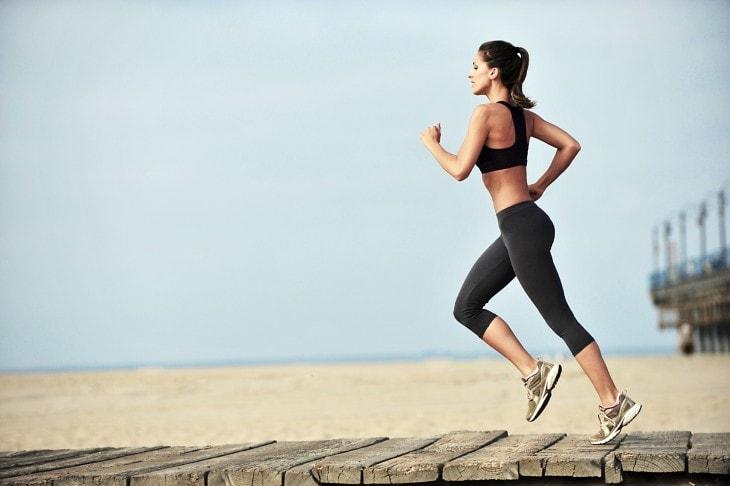 músculos para correr