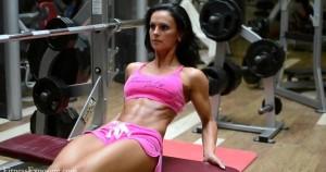 hacer ejercicios abdominales
