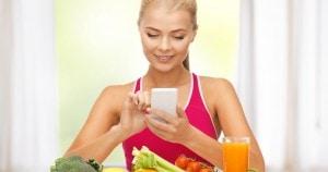 Contador de calorías online