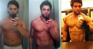 Masa muscular sin grasa