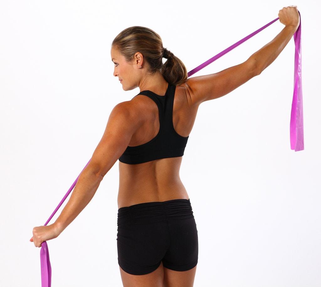 Ejercicios para espalda sin pesas