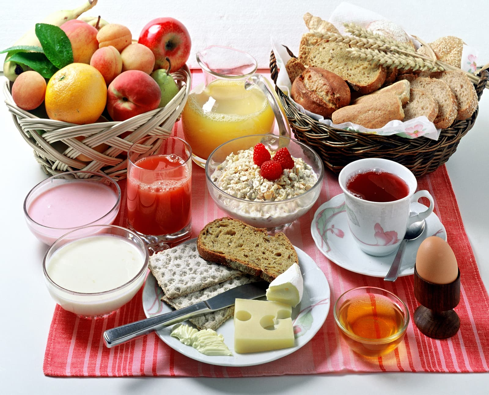 4 Desayunos energéticos rápidos de elaborar - Ejercicios