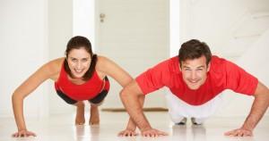 hacer gimnasia en casa