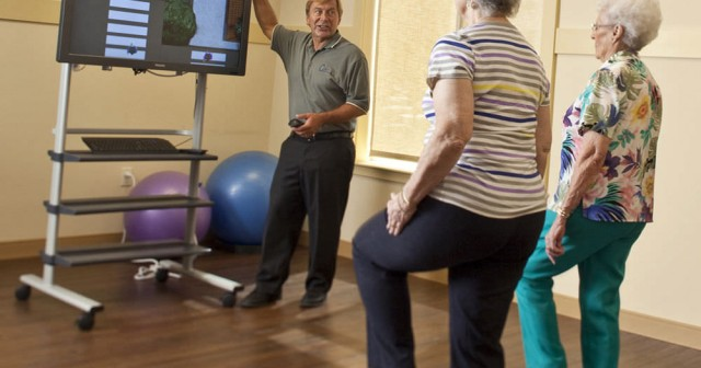 rehabilitación física