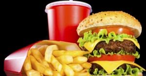 Definición comida chatarra