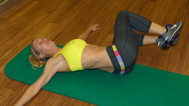 core twist abdominales