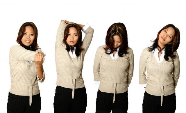 ejercicios para cuello