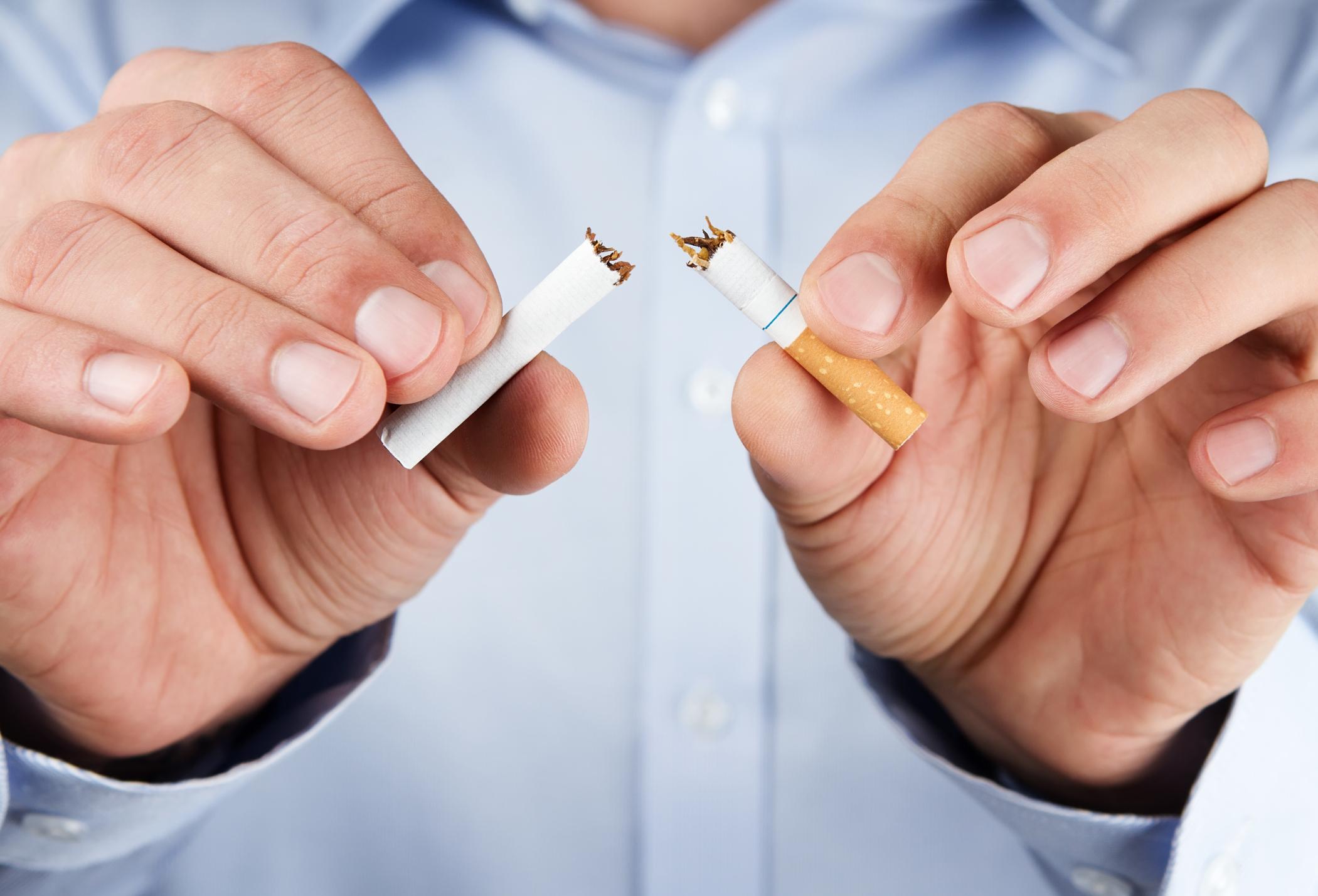 El modo fácil a dejar fumar el vídeo yutub