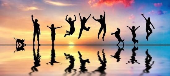 ejercicio físico felicidad
