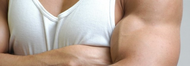 Testosterona y crecimiento muscular