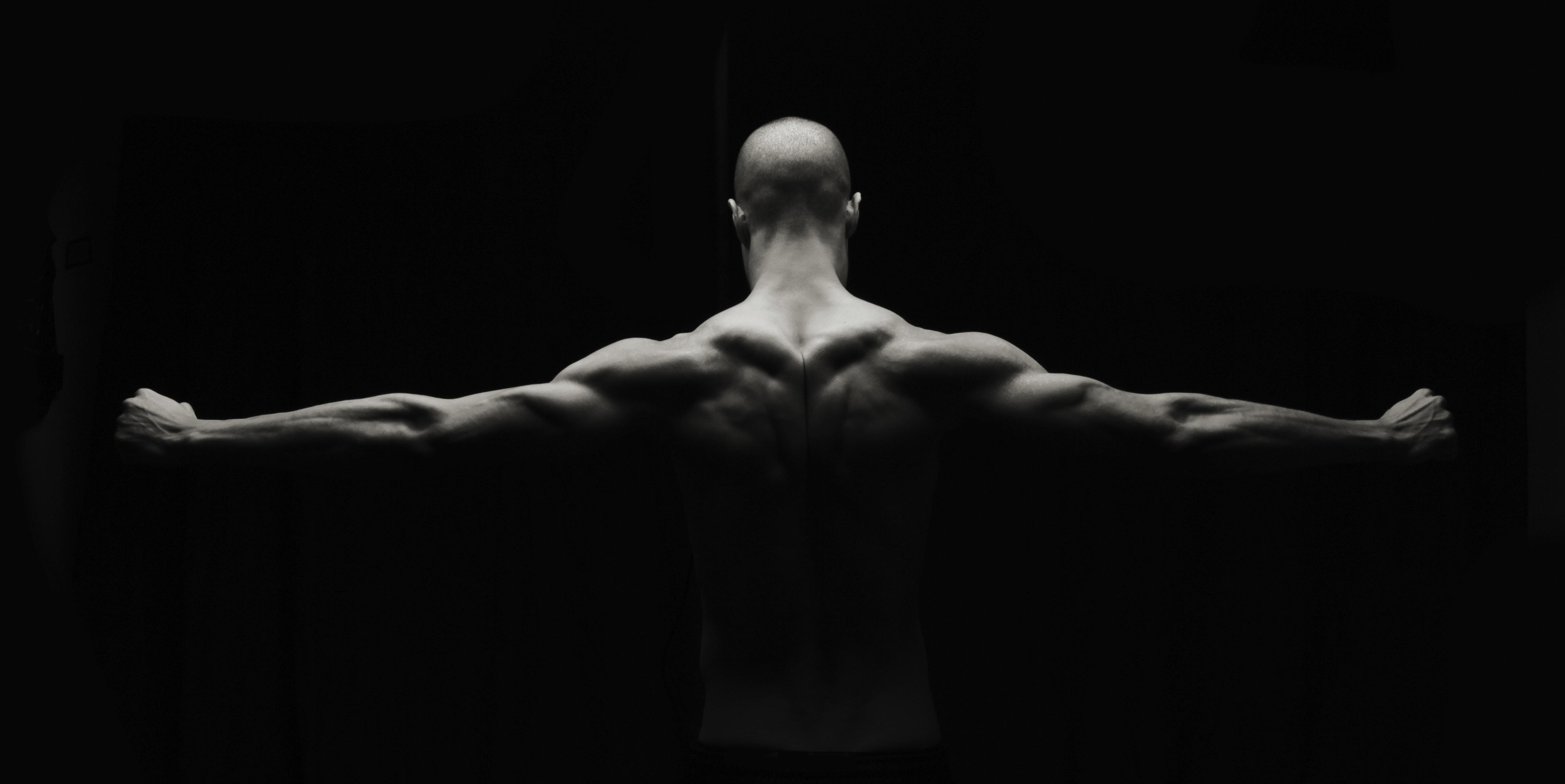 Ganar masa muscular rápidamente y quemar grasa -