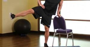 Elevaciones laterales de pierna