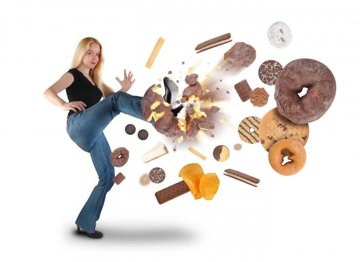 cómo bajar de peso rápidamente