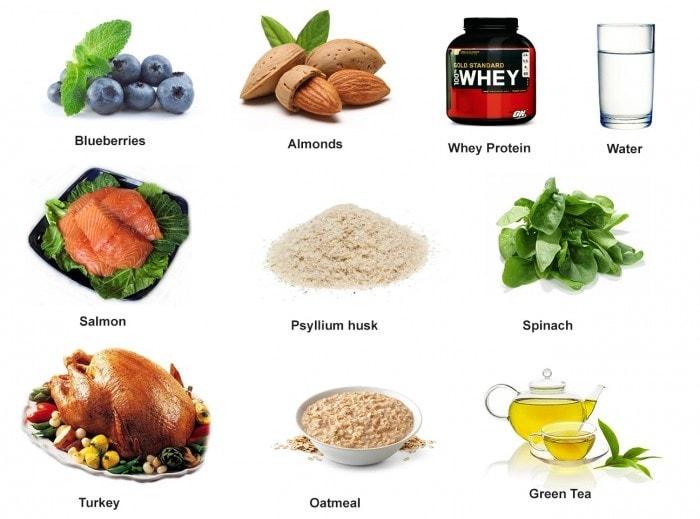 4 alimentos metab licos ejercicios en casa - Que alimentos contienen carbohidratos ...