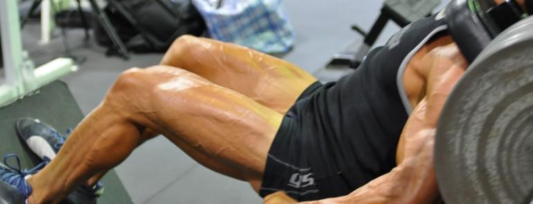 Ejercicios para aumentar pierna