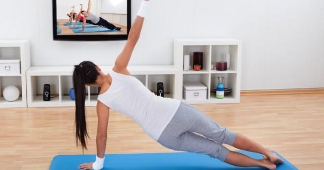 Rutina de entrenamiento en casa para definir