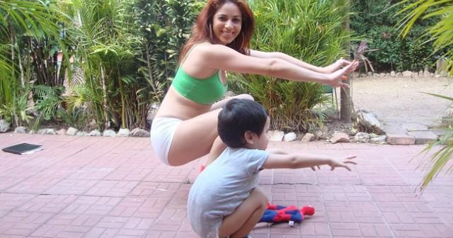 Ejercicio para ponerse en forma ejercicios en casa - Ponerse en forma en casa ...