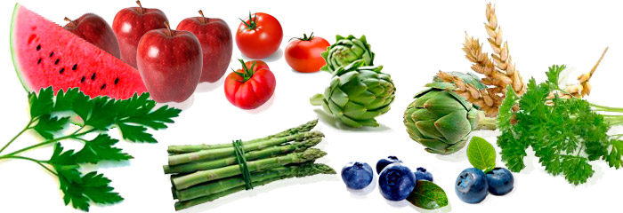 5 alimentos que son diur ticos naturales ejercicios en casa - Alimentos adelgazantes naturales ...