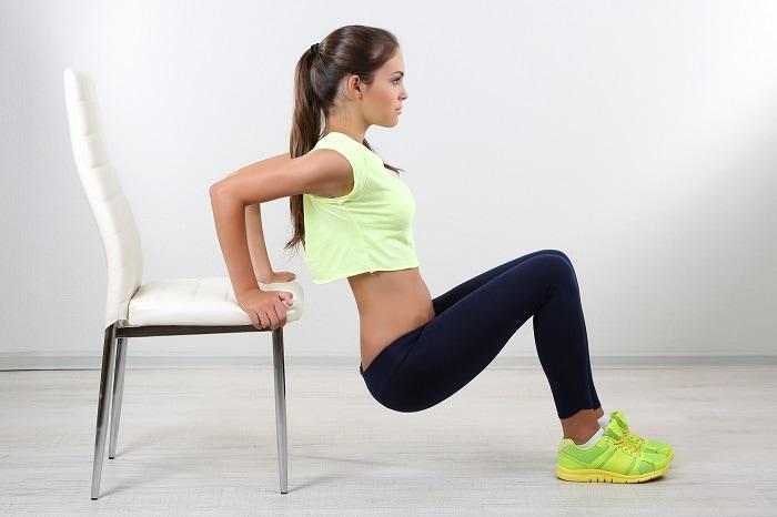 rutina de ejercicios en casa con pesas ejercicios en casa