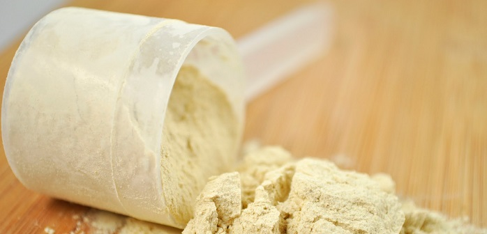 proteína en polvo