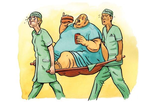 Consecuencias de la obesidad