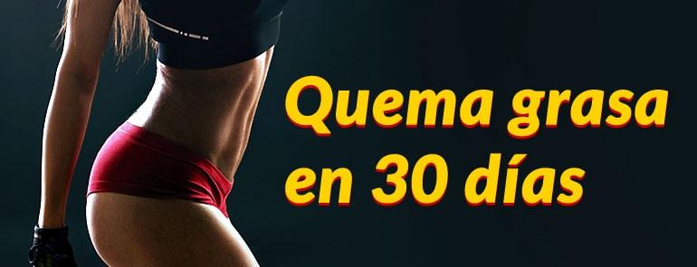 reto adelgazar en 30 días corriendo