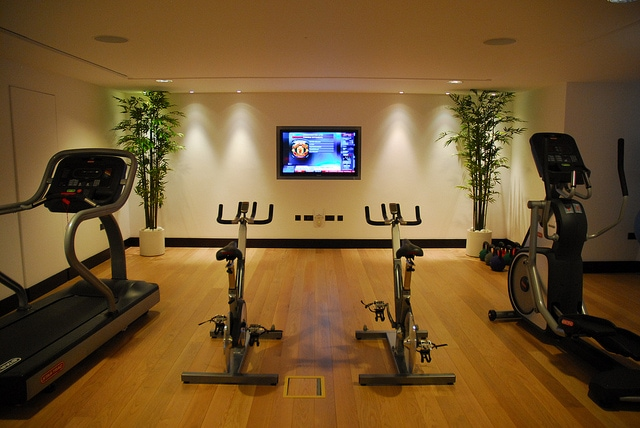 Las 3 principales claves para organizar un gimnasio en for Small exercise room